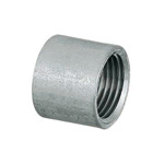 Half Socket, Straight Thread, SFHS2 Type, Stainless Steel