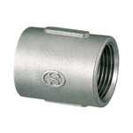 Stainless Steel Product, Socket, with Rib (Taper Threading), SFS3 Type, SMS3 Type