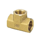 Metal Pipe Fitting, Tees (Internal) Made of Brass