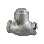 Stainless Steel Swing Check Valve, SVC Type, SVC2 Type