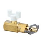 Double Lock Joint, Test Plug, Compatible with Test Pump