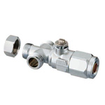 Double Lock Valve, WB29 Type, Three-Way Branch Ball Valve