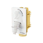 Double Lock Joint, WF1, Wall Outlet for Washing Machine