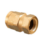 Double-Lock Joint Adapter, WJ7 Type, Bronze