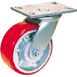 Super Strong Caster H Series for Super Heavy Loads, Urethane Wheel