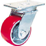 Super Strong Caster HX Series for Super Heavy Loads, Urethane Wheel