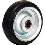 Rubber Wheel (with Bearing)