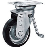 Press Caster JB Type Swivel Wheel (with Brake) for Medium Loads with Bearing