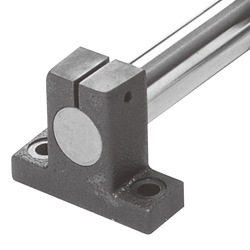 OILES Shaft Support (for Use with BC and BF Type Shafts)