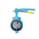 Rubber Sheet Butterfly Valve 602A-L (Lever Type)