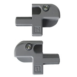Service Parts (End Hanger Units [R/L Set]) For Belcon Mini Non-Wandering Type (DMG)