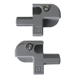Service Parts (End Hanger Units [R/L Set]) For Belcon Mini Standard Type (DMH)
