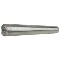 Single Unit Steel Tapered Roller (Roller for Conveyor), Diameter ⌀57 (R900) × Width 305 - 790 (TTR Type)