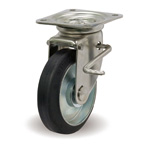 Stainless Steel Caster with Swivel Stopper JSZ Hardware F-JSZ