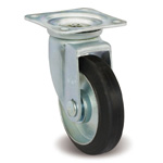 Steel Plate Caster with Swivel J Hardware F/J