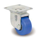Compact Caster for Heavy Loads with Swivel JW Hardware MCB/JW