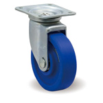 Steel Plate Caster with Swivel J Hardware MCB/J