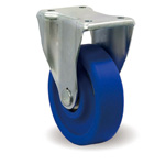 Steel Plate Caster with Fixed K Hardware MCB/K