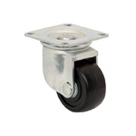 Compact Caster for Heavy Loads with Swivel JW Hardware N/JW