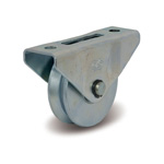Ductile Caster, Angle Wheel R Type