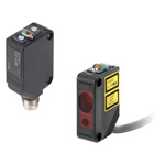 Photoelectric Sensor with Laser Type Built-in Small Amplifier [E3Z-LT/LR/LL]