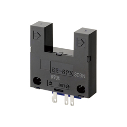 Wide Groove Type Connector Photo / Micro-Sensor [EE-SPX303N/403N]