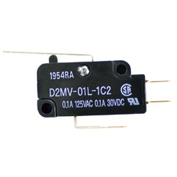Compact Basic Switch D2MV