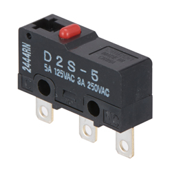Ultra Compact Basic Switch D2S