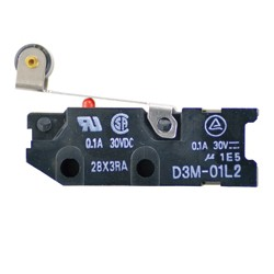 Ultra Compact Basic Switch D3M