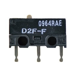 Ultra Compact Basic Switch D2F