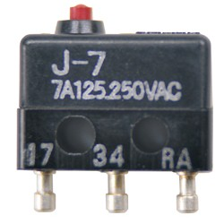 J Type Ultra Compact Basic Switch