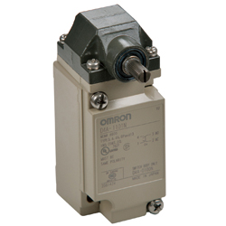 Compact Heavy Equipment Limit Switch D4A-N