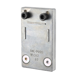 Compact Limit Switch Exclusive Fitting Plate D4C-P