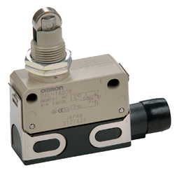 Compact Seal Switch D4E-N