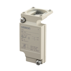 Compact Heavy Equipment Limit Switch Box D4A-N