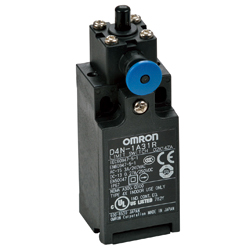 Compact Pull Reset Safety Limit Switch