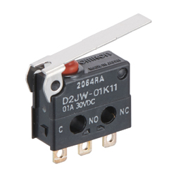 Seal Type Ultra Compact Basic Switch D2JW