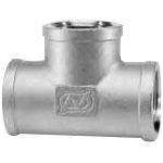 Stainless Steel Screw-in Fitting, Tees T