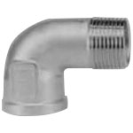 Stainless Steel Screw Joint Street Elbow SL