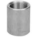 Stainless Steel Screwing Fitting Socket Taper Female Screw ST