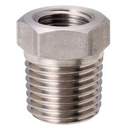 Stainless Steel Threaded Fittings Hexagon Bush B