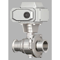 Electric 2-way Ball Valve