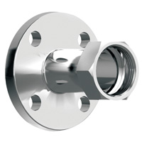 Nut Flange Adapter Straight (Small)