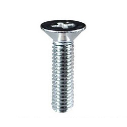 Stainless Steel Flat Head Screw