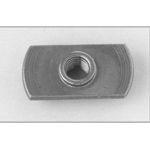 T-Shaped Weld Nut (2A) (with Pilot No Dowel)
