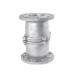 All Gunmetal Flange Type Half Opening Intermediate Foot Valve