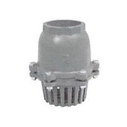 All Cast Iron Spring Screw Type Spring Foot Valve