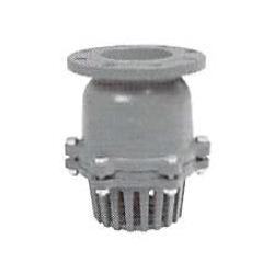 All Cast Iron Spring Flange Type Spring Foot Valve