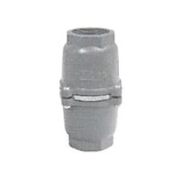 Cast Iron Screw Type Half Opening Intermediate Foot Valve with A Stainless Steel Body