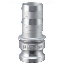 Stainless Steel Lever Coupling - Hose Shank Adapter OZ-E OZ-E-SUS-2